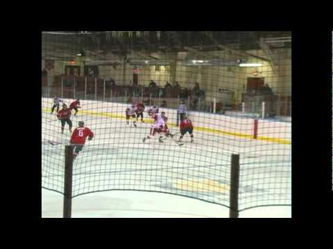 Brampton Capitals vs. Hamilton Red Wings (September 23, 2010)