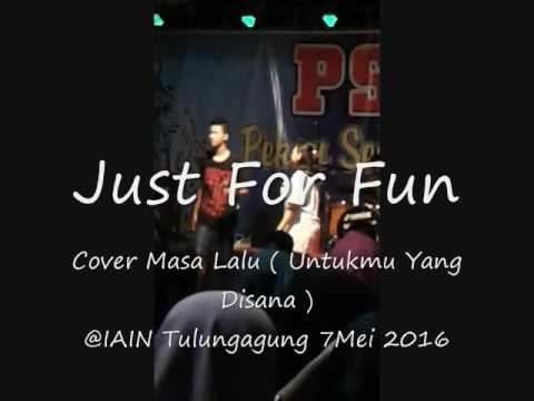 Just For Fun (JFF) - Cover Masa Lalu