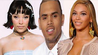 Doja Cat is GARBAGE But So Is Beyonce & Chris Brown..HERE'S WHY