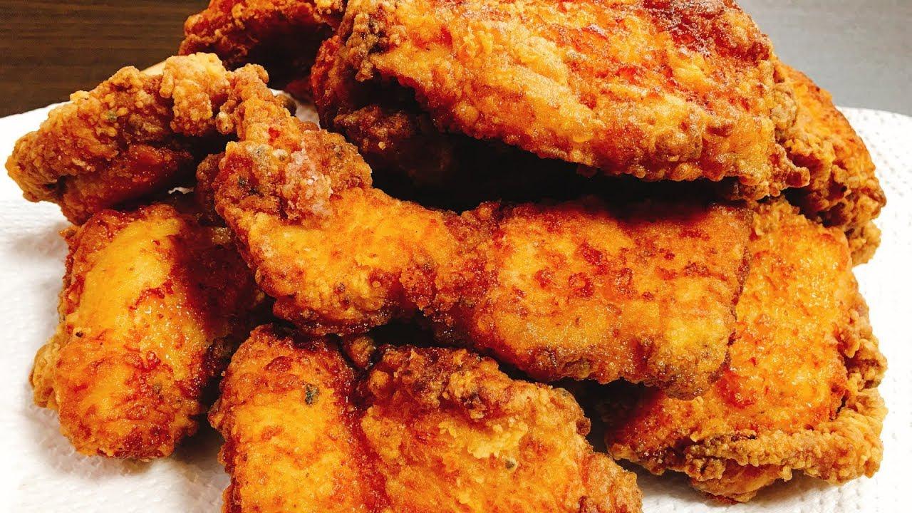 ケンタッキー フライド チキン の 作り方