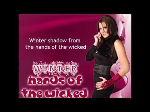Winter TNA Theme - Hands of the Wicked (lyrics)