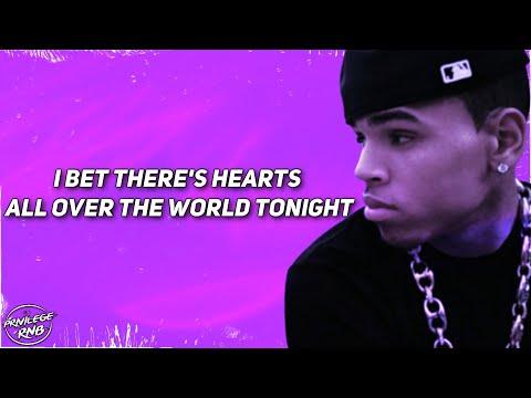 Chris Brown - With You (Lyrics / Lyric Video)