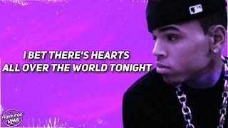 Chris Brown - With You (Lyrics / Lyric)