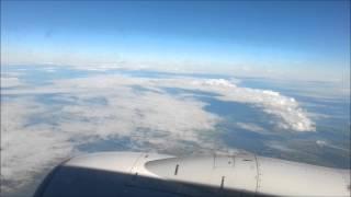 Ryanair - lot Wrocław - Warszawa/Modlin - full flight from Wroclaw to Warsaw Modlin - 15.06.2014
