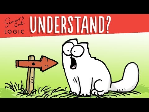 Thumbnail: Is Your Cat Talking To You? - Simon's Cat