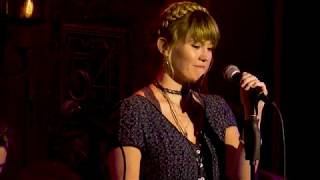 Open Hands - 54 Below sings Ingrid Michaelson