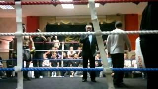 Z Boxing in Birmingham 12.03.11