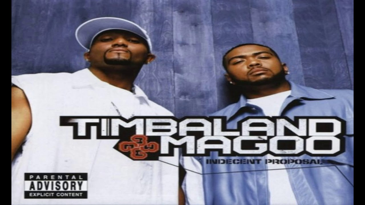 Timbaland Magoo x Static Indian Carpet reversed