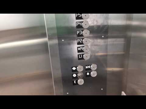 Refurbished Montgomery/KONE Hydraulic Elevators at The Fashion Centre in Arlington, VA
