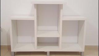 Como hacer un mueble de madera