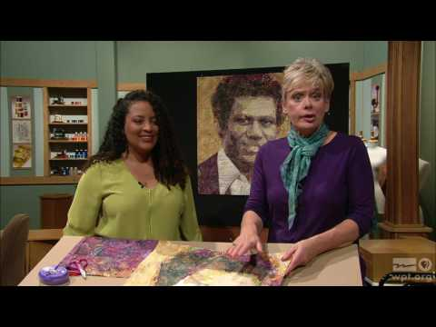 Sewing With Nancy - How To Sew Art, Part 2
