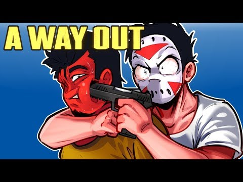 A Way Out - The Truth Revealed! Ep. 7 With Cartoonz! Last Episode!