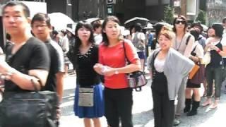 H&M Opening Ginza/Tokyo
