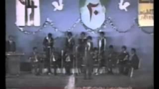 الموسيقار محمد وردي - الحنين يا فؤادي - حفل عدن - اليمن