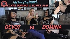 FIFTY SHADES OF GREY - DOMINA vs SKLAVIN - REALTALK    | LUCY CAT