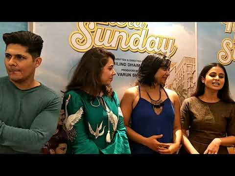 Tu Hai Mera Sunday | Team | Interview | Exclusive