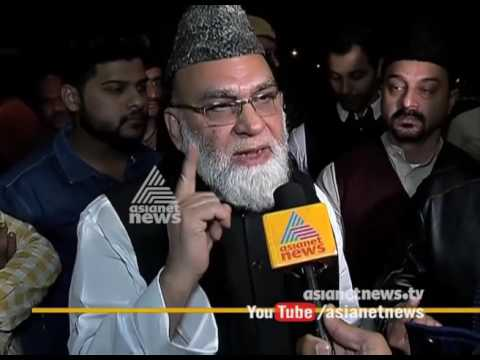Syed Ahmed Bukhari (Delhi Imam ) responds to Asianet News  | UP Election 2017