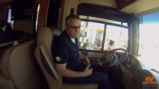 Getting gas (or diesel) at a gas station - RV TRAINING - NEW RV