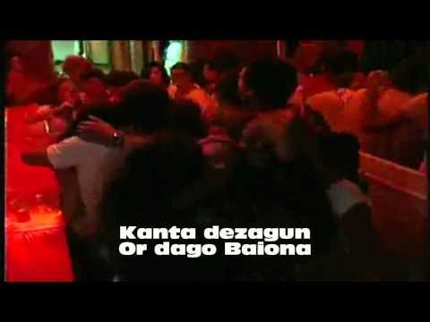 Bayonne nous voila (Version Karaoke) - 2011