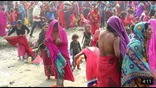 Kumbh 2019 : Sangam me Dubaki ,  प्रयाग मेला संगम स्नान