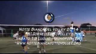 Promo Notte Bianca del Volley 2014