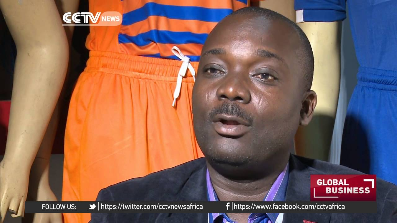 Nigeria's Owu Sportswear rivaling imported sports labels