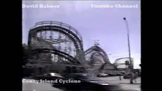 Coney Island Cyclone's 60th Birthday - KDKA 1987