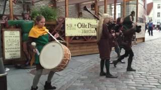 Estonian Medieval Folk Music