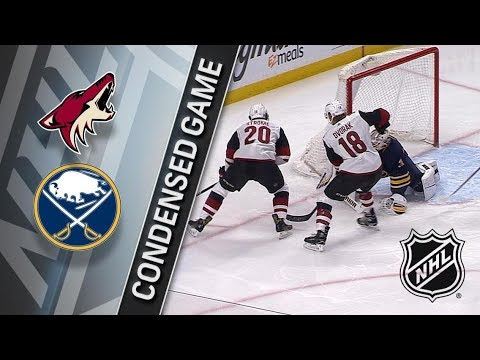 Arizona Coyotes vs Buffalo Sabres – Mar. 21, 2018 | Game Highlights | NHL 2017/18. Обзор