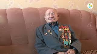 Ветеран ВОВ А.Быков
