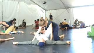 Ibiza Contact Improvisation Festival August September 2010   31 08 2010 10 30 am   Intensive   Joerg