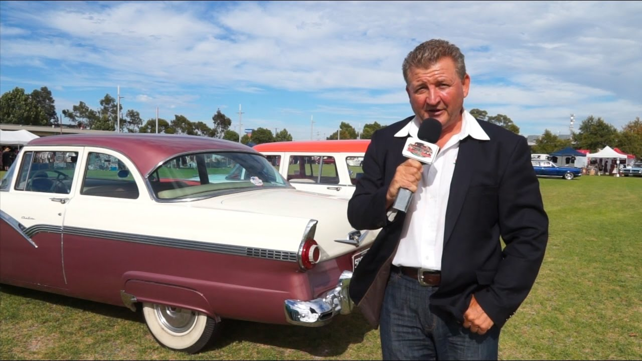 The 50's Lifestyle Shepparton Shake Out:  Classic Restos Series 33