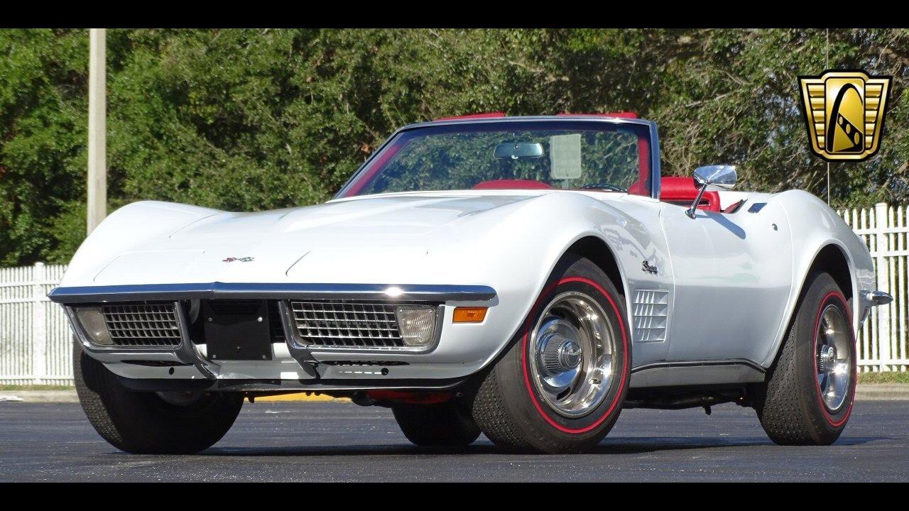 1957 chevrolet corvette for sale on classiccars com 31 - 1970 Chevrolet Corvette Gateway Classic Cars Orlando 689