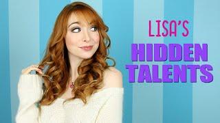 Lisa's Hidden Talents