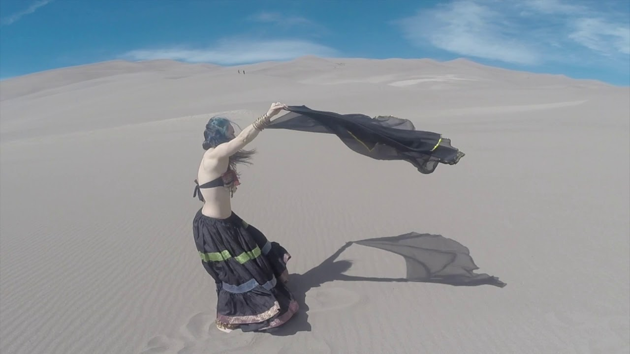 Sandstorm - (trying to) Dance with the Dunes