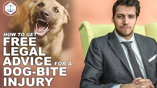 How To Get Free Legal Advice For Dog Bite Injury (2018) UK
