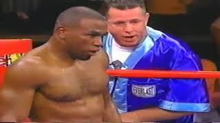 JEFF LACY VS RUBIN WILLIAMS FULL FIGHT