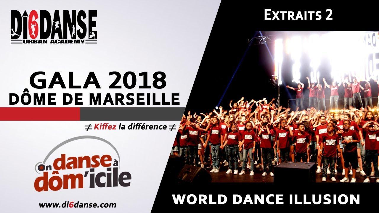 GALA DI6DANSE 2018 - DÔME DE MARSEILLE (Acte 2)