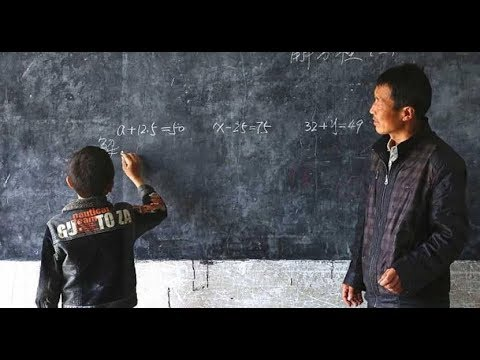 المصري اليوم:مدرسة صينية مفتوحة لطالب واحد .. تفاني المعلم أدي اللي اعتزاله التعليم