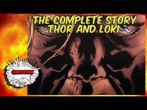 Thor & Loki (Original Sin) - The Complete Story