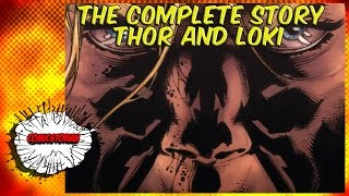 Thor & Loki (Original Sin) - The Complete Story