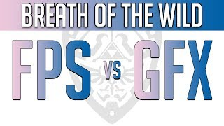 Cemu 1.11.3 | FPS vs Graphics | Zelda Breath of the Wild