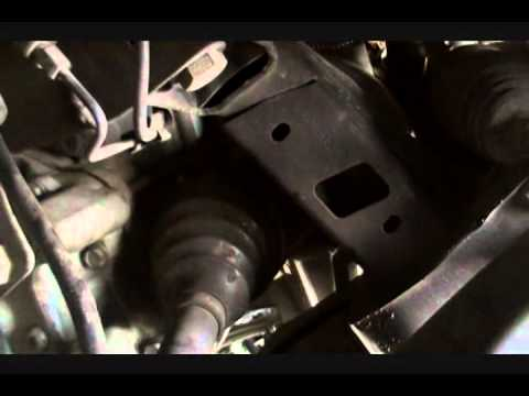 how to: srt 4 clutch install
