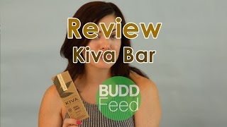 Kiva Review(Olivia Alexander reviews the Cannabis Cup winning Kiva chocolate bar! For more information check out : www.kivaconfections.com/ Subscribe here: ..., 2015-09-16T16:51:45.000Z)
