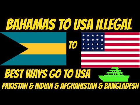bahamas to usa illegal [ india pakistan  afghanistan ]USA KI DONKEY  PARTS 3 2018 in URDU&HINDI.