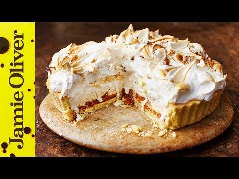 Mind Blowing Banoffee Alaska! | Jamie Oliver