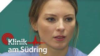 Baby raubt Mama den Schlaf: Jetzt verletzt sie sich vor Erschöpfung! | Klinik am Südring | SAT.1 TV