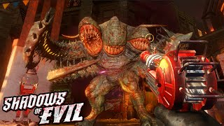 "BLACK OPS 3 ZOMBIES ""SHADOWS OF EVIL"" EASTER EGG UPGRADE HUNT! (BO3 Zombies)"