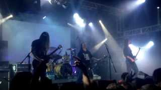 Carcass - Lavaging Expectorate of Lysergide Composition, Live In Moscow 2013