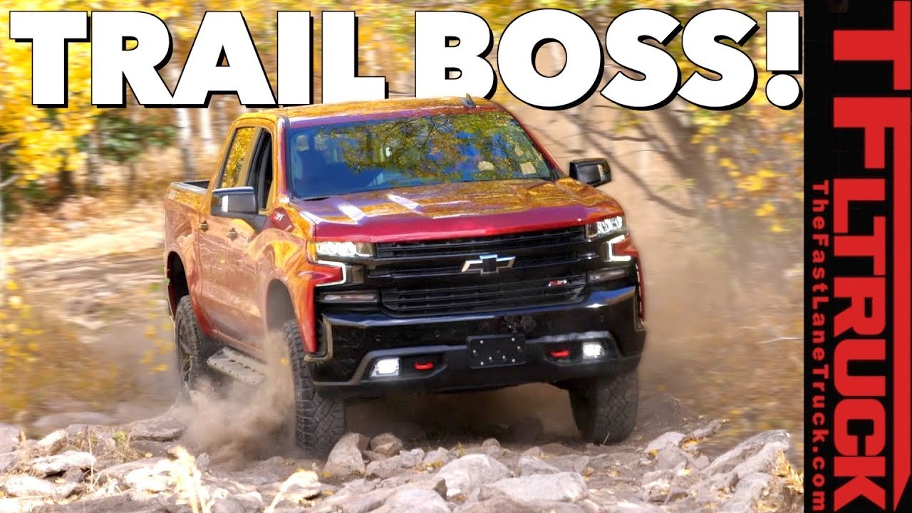 Will the 2019 Chevy Silverado TrailBoss Conquer the Cliffhanger 2 0 Trail